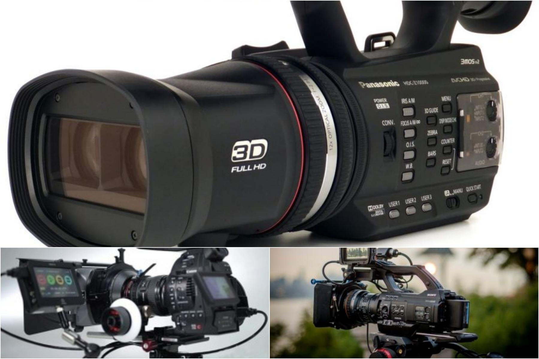 Nowe kamery HD