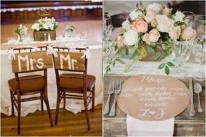 Ślub w stylu rustykalnym - inspiracje