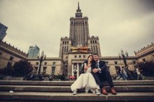 Zdjęcia ślubne Warszawa promocja